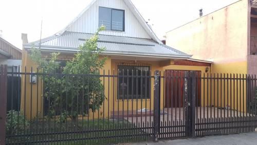 Se arrienda casa en Villa San Vicente de Paul