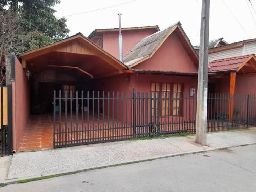Se vende casa en santa cruz