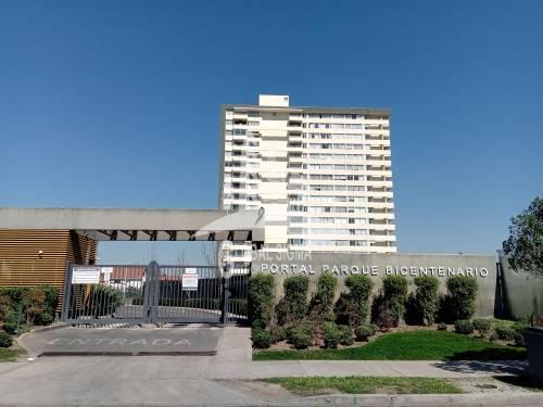 Arriendo Departamento. Portal Parque Bicentenario. Cerrillos