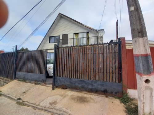 (1027) Vendo casa en Nueva Aurora, Viña del Mar.