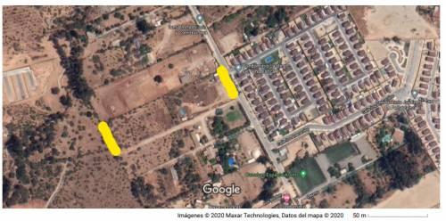 (2505) Vendo terreno habitacional en Peñablanca