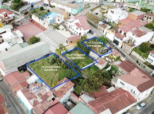 (2021) Vendo Sitio, Cerro Merced, Valparaíso