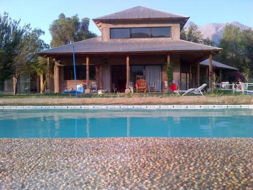 (2004) Vendo parcela con casa, Peralillo ,Valle del Elqui