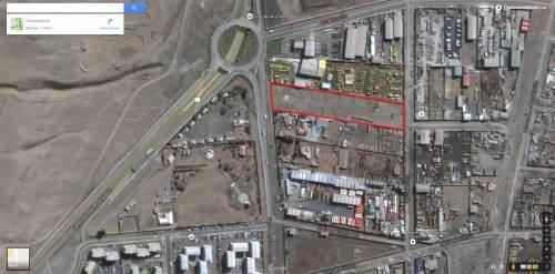 Terreno desde 1.000 mt2. sector Rotonda Norte Av. PAC