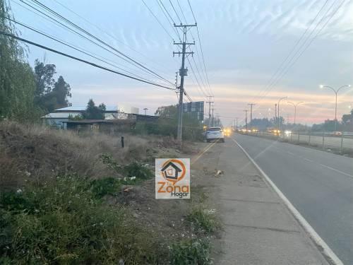 TERRENO UBICADO EN LONGITUDINAL SUR KM 191, CURICÓ
