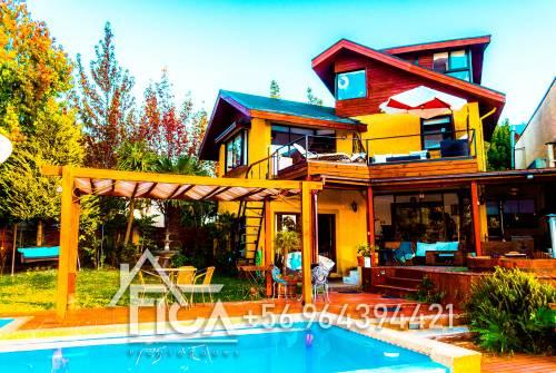 se vende hermosa casa en Idahue, San Pedro, Concepción