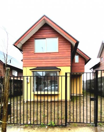Arriendo hermosa casa nueva en sector norte de la ciudad.