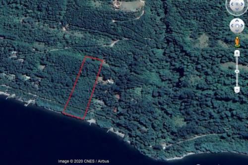 Lago Riñihue, Sitio 4 60m. Orilla de Lago.