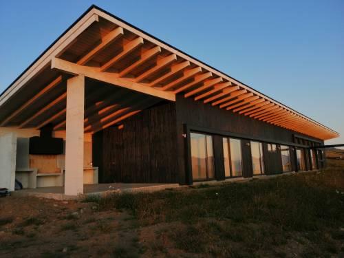 Casa Lago Ranco, Condominio Puerto Guarda Sitio 72