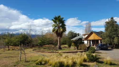 Hermosa casa en parcela comuna de Pirque