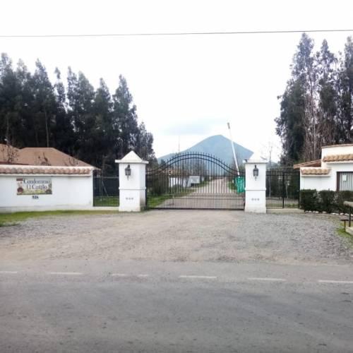 VENTA BELLA PARCELA EN CONDOMINIO EL CASTILLO ISLA DE MAIPO