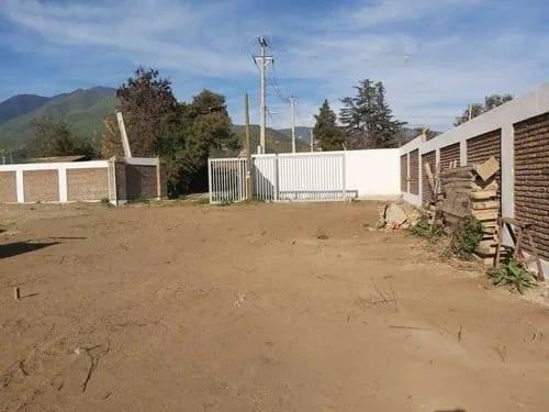 VENTA DE SITIOS DE 500  MTS2 EN LOS PANGUILES CURACAVI