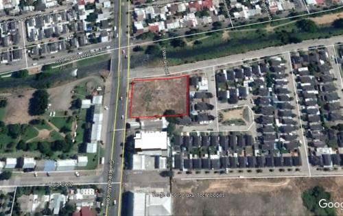 Se vende Terreno comercial 2500 m2 avda Marconi, Los Angeles