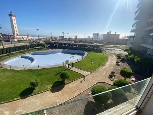 Oportunidad inversionistas, frente al Faro, 1 dormitorio.