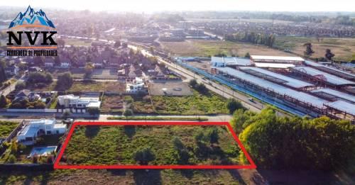 Terreno urbano con ubicación privilegiada en venta.