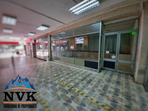 Amplio Local comercial en centro de Chillan se arrienda