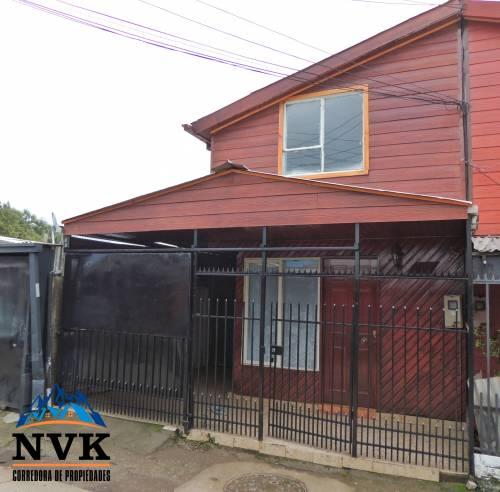 Casa de 2 pisos en venta