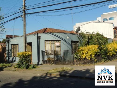 Casa en centro de Chillan a la venta