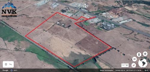 Terreno mixto de 56,22 hectáreas en venta