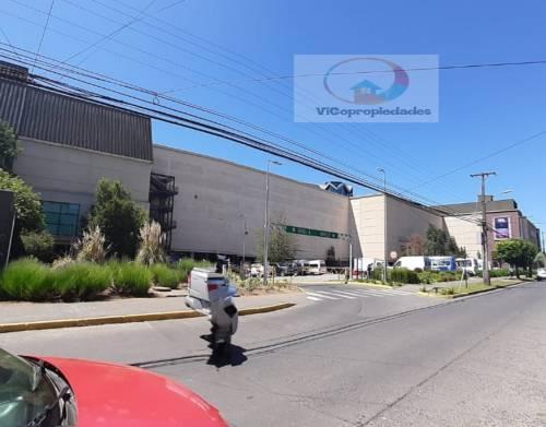 Depto amoblado sector Portal Temuco