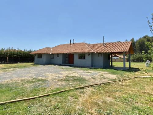 Hermosa casa estilo Chilena (sector la obra) 3 km 5 Sur