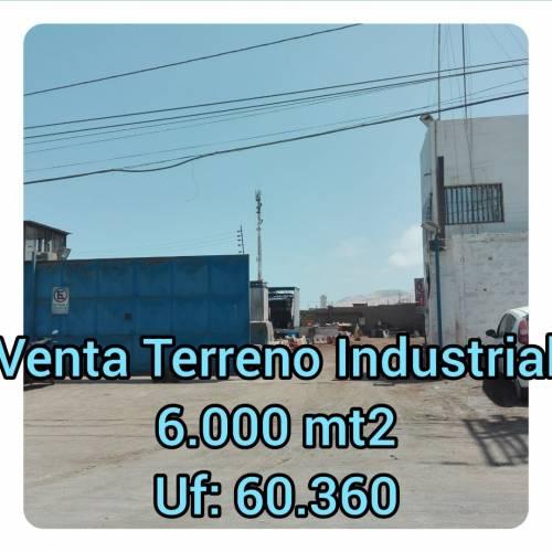 Venta Amplio Terreno Industrial