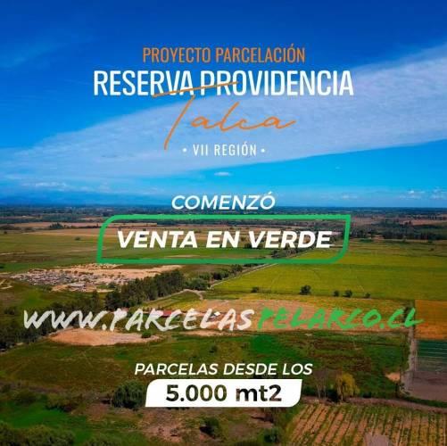 TALCA | Venta Parcelas de Terreno Cerca de 5 Sur - Maule VII