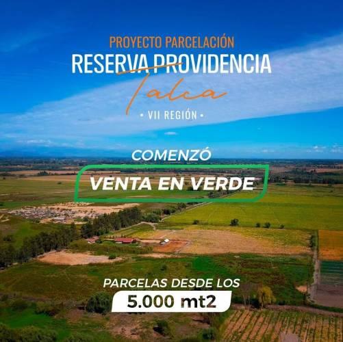 TALCA | Vendo Parcelas de Terreno en Séptima Región de Chile